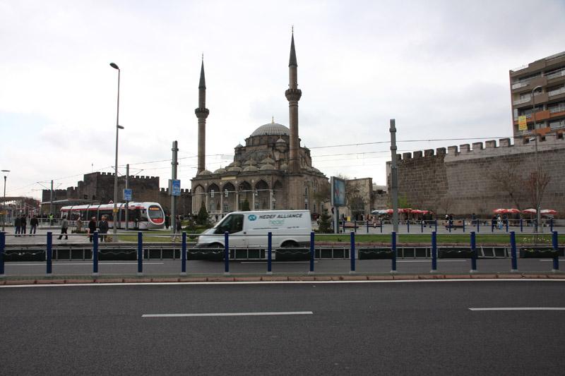 l'Ulu Camii, la Grande Mosquée de Kayseri