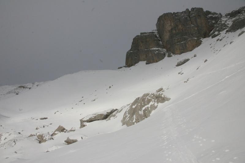 le col Est de Balafrasse